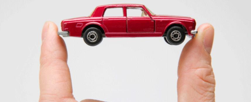 Insolito: Ganó un cero kilómetro y le entregaron un auto de juguete