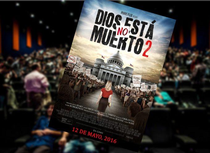 """""""Dios No Está Muerto"""" en español canta Miel San Marcos"""