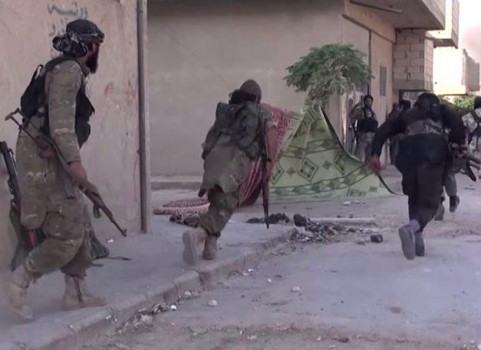 Ciudad cristiana es liberada del Estado Islámico, más de 100 cristianos cautivos
