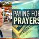 Insolito: Juntó más de 7 millones de dólares cobrando bendiciones online