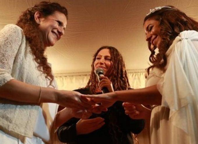 Una pareja gay tuvo una boda religiosa por primera vez en Latinoamérica