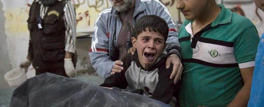 200 cristianos masacrados con ataques de cohetes en Aleppo