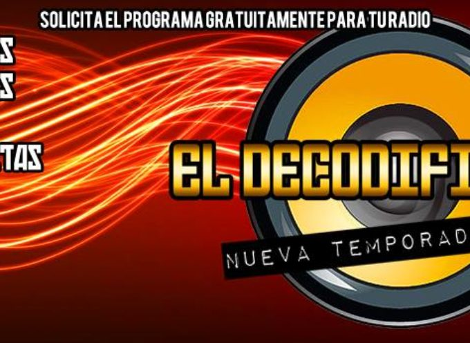 El Decodificador – Con Quique Fraquelli