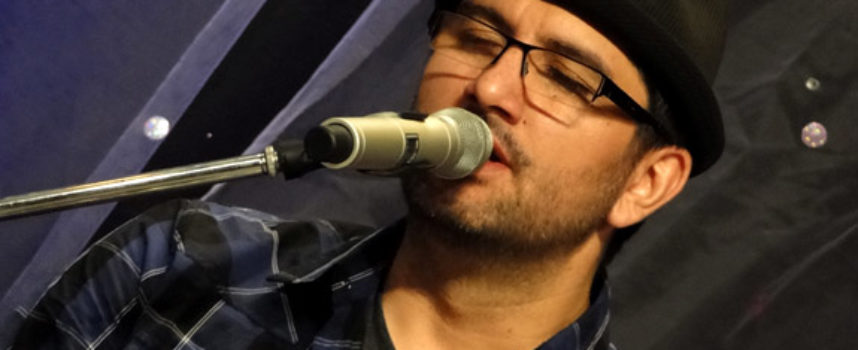 Coalo Zamorano «No podría vivir», en versión acústica