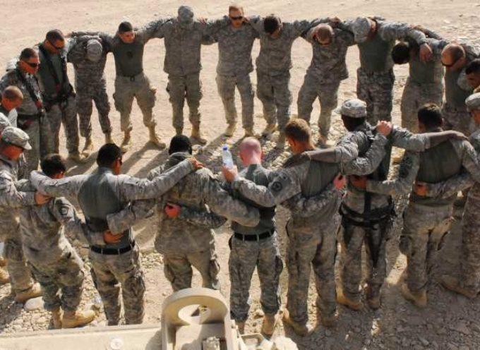 Ejercito cristiano derrota red del estado islámico y liberan población de Irak