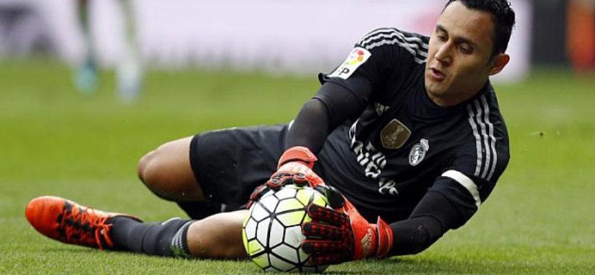 ¿Por qué Keylor Navas Portero del Real Madrid twiteo Gálatas 1:10?