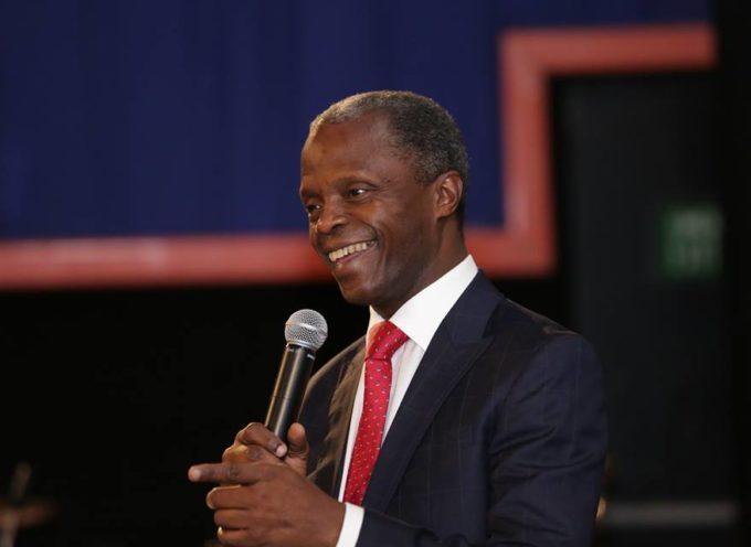 Vice-presidente de Nigeria, extiende mensaje del evangelio en toda África