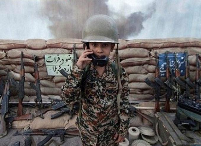 Irán: Parque temático para niños enseña el uso de armas y odio a Israel