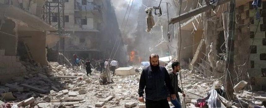 """""""Dios quiere que esté aquí hasta el final"""", Dijo un Pastor en medio de la guerra en Alepo"""