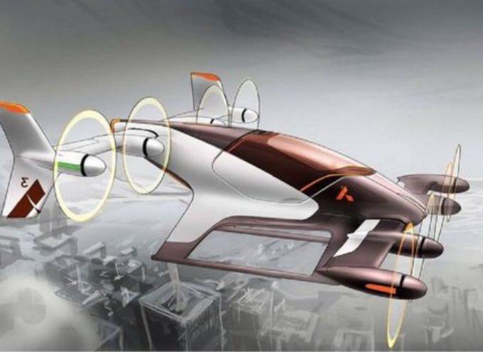 """Airbus planea probar su prototipo de """"auto volador"""" antes del final de 2017"""