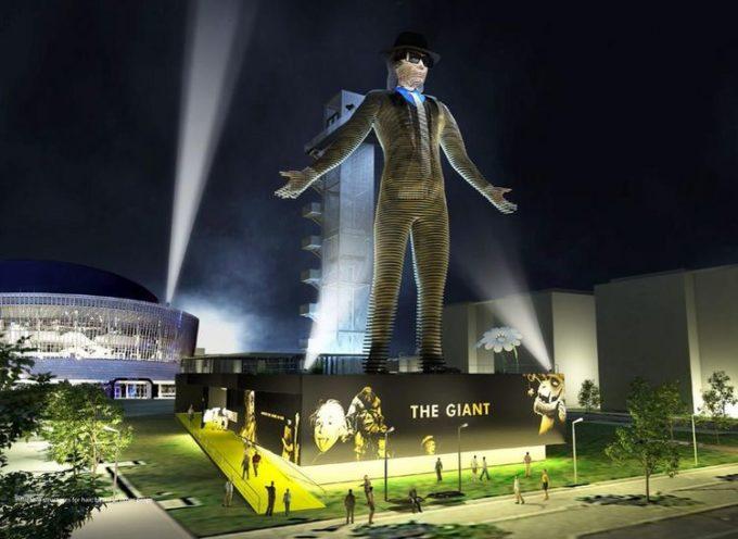 Estatua Gigante en Berlin estará lista para este año. Apocalipsis 13:15