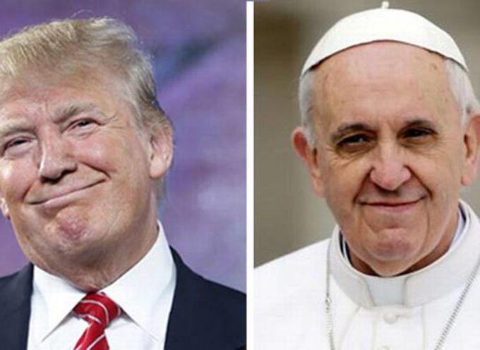 El Papa Francisco amenaza a Trump por el apoyo a Israel