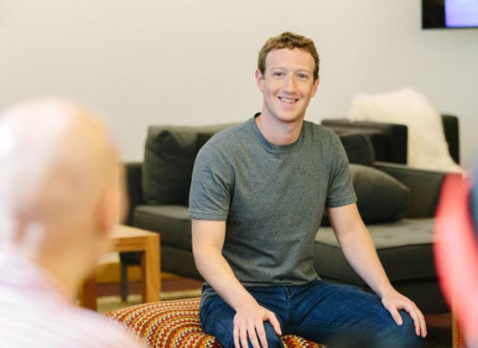 Mark Zuckerberg fundador de Facebook se reúne con pastores evangélicos
