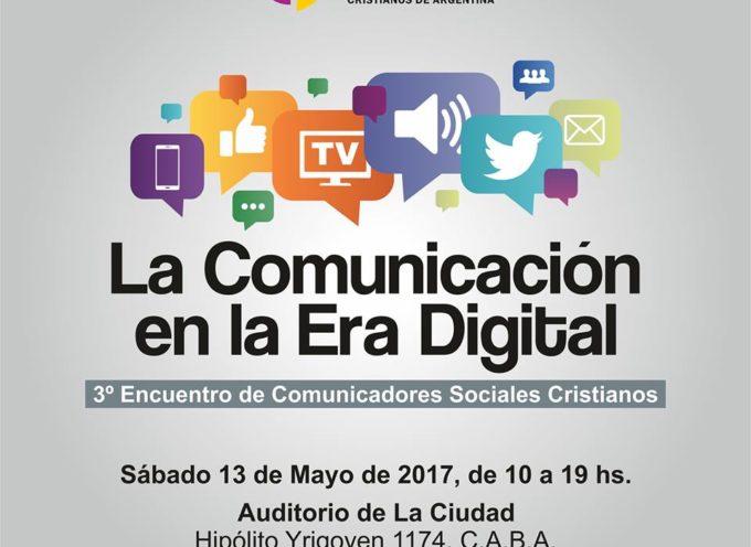 El fenómeno de la comunicación digital como eje del próximo encuentro de UCCA