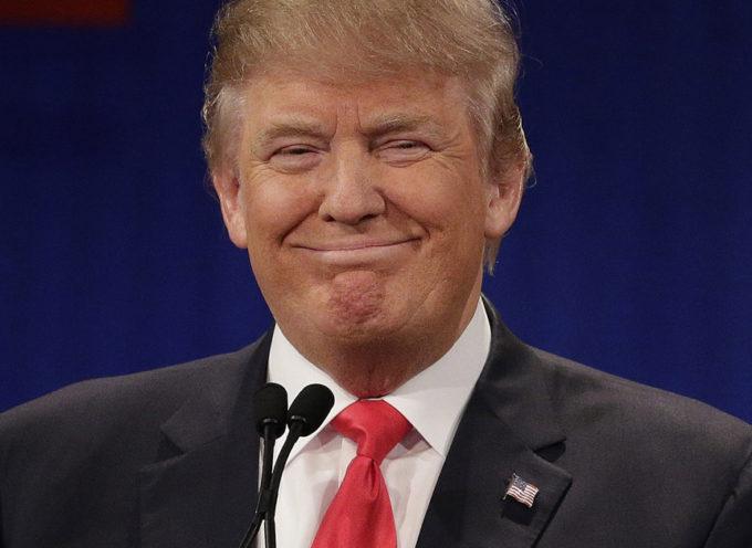 """Trump dijo: """"Matrimonio entre hombre con hombre y mujer con mujer es del diablo, EE.UU pertenece a Dios"""""""