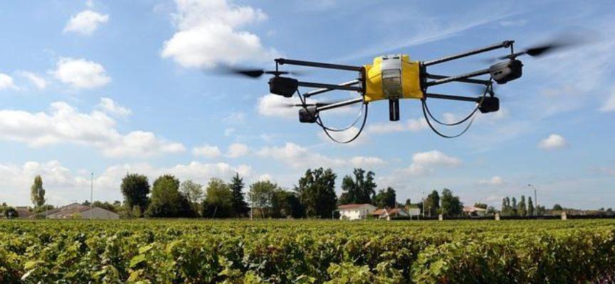 Un drone argentino está casi listo para combatir plagas de insectos