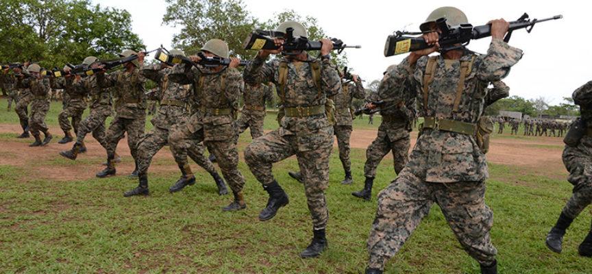Demonios atormentan a soldados en Honduras