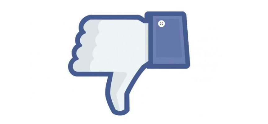 """Llega el """"no me gusta"""" a Facebook"""