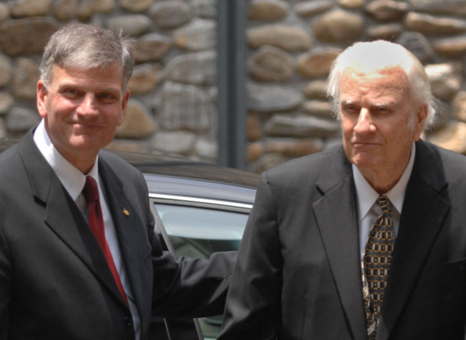 Líderes cristianos en contra de campaña evangelística de Billy Graham