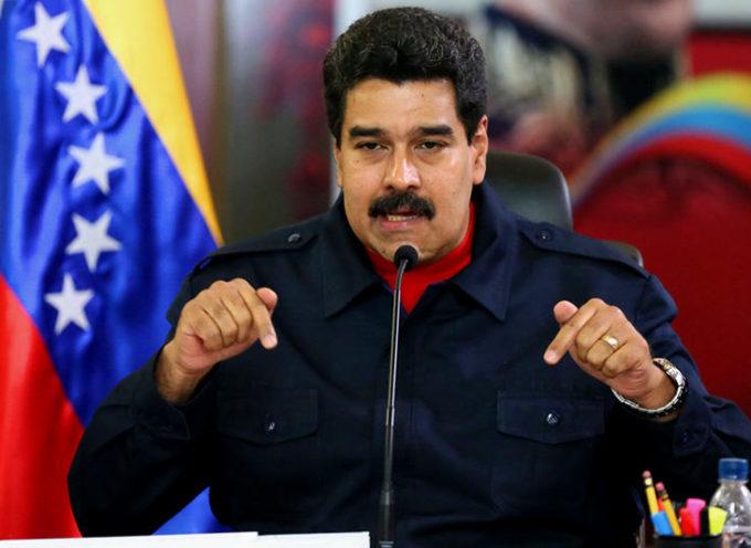 """Nicolás Maduro sorprende a la multitud diciendo: """"Jesucristo y alá son hermanos"""""""