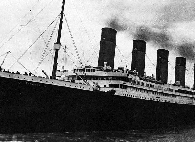 El pastor a bordo del Titanic que predicó hasta el último momento antes de morir