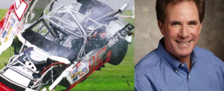 Piloto y leyenda de NASCAR testifica como Jesús transformó su vida