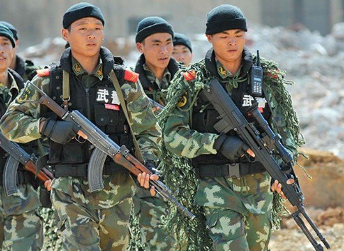 """China moviliza 150.000 soldados en su frontera con Corea del Norte """"Se preparan para circunstancias imprevistas"""""""