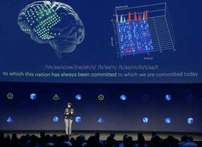 Facebook trabaja en un sistema para leer la mente