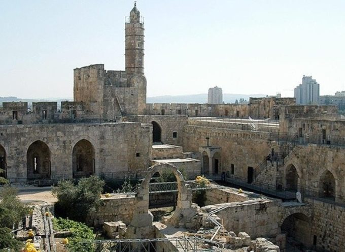 Arqueólogos creen haber encontrado sitio del juicio de Jesús