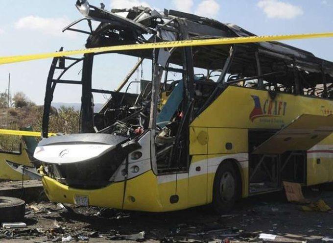 Masacre en ataque a cristianos en Egipto