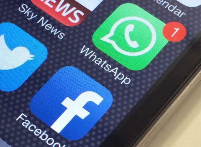 Facebook mintió sobre WhatsApp y ahora deberá pagar US$122 millones de multa