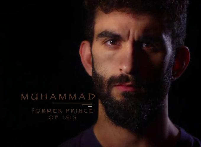 Príncipe de ISIS tiene sueño de la sangre de Jesús y se convierte a Cristo