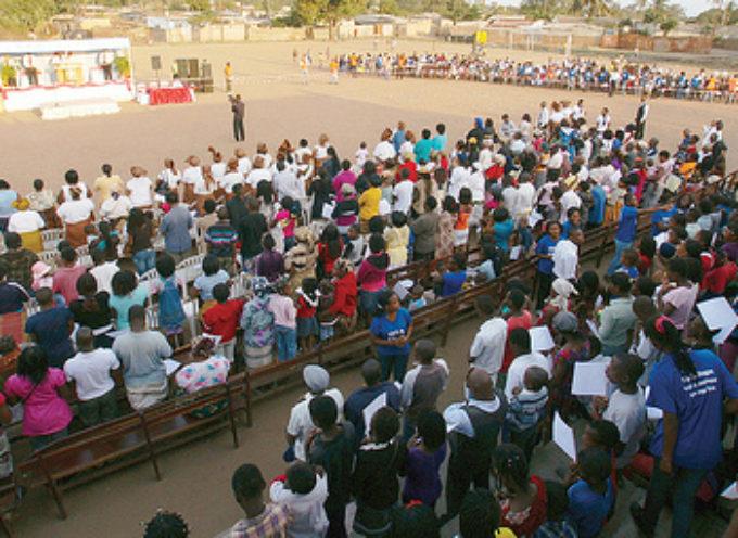 """Señales acompañan a misioneros """"450 muertos resucitados en Mozambique"""""""