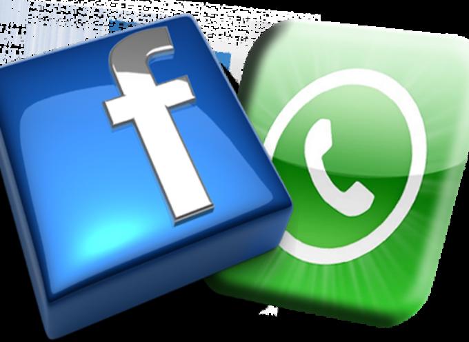 Italia: multa millonaria a WhatsApp por compartir los datos con Facebook