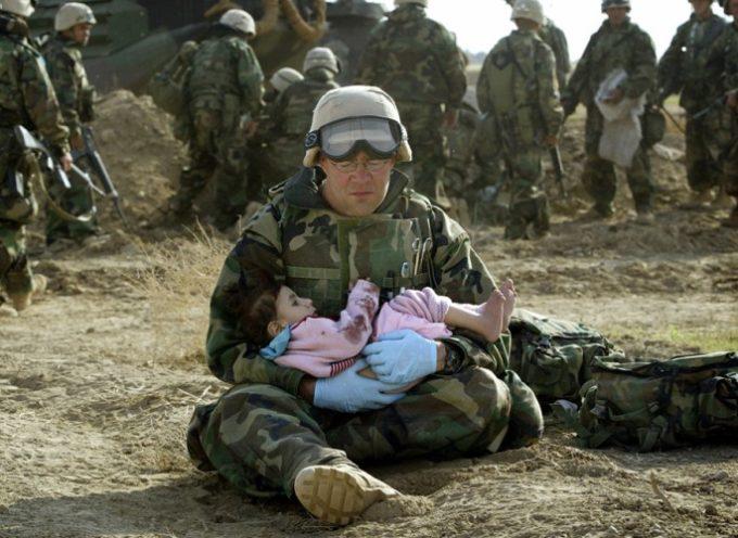 """Ex-soldado: """"Dios abrió un camino, rescatamos a una niña en manos de ISIS"""""""