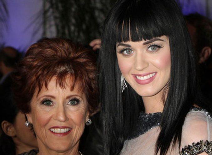 """Madre de Katty Perry y también pastora evangélica: """"No dejaré que el diablo robe mi gozo"""""""