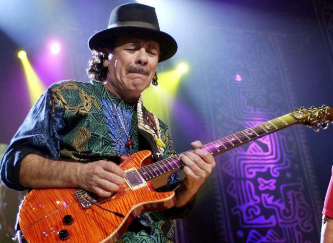 """El guitarrista Santana. Dios lo libró del suicidio, dijo """"La voz de Jesús habló más alto"""""""