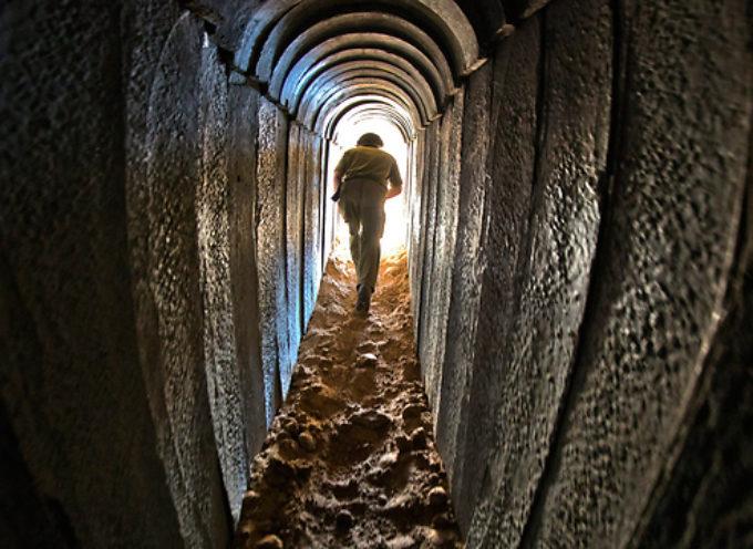Descubiertos túneles del terror en dos escuelas de la ONU en Gaza