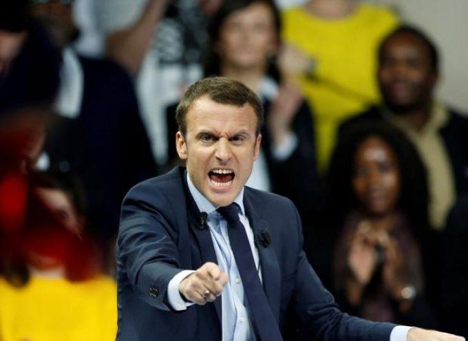 """Macron declaró """"gobernaré Francia como Júpiter, el rey de los dioses romanos"""""""