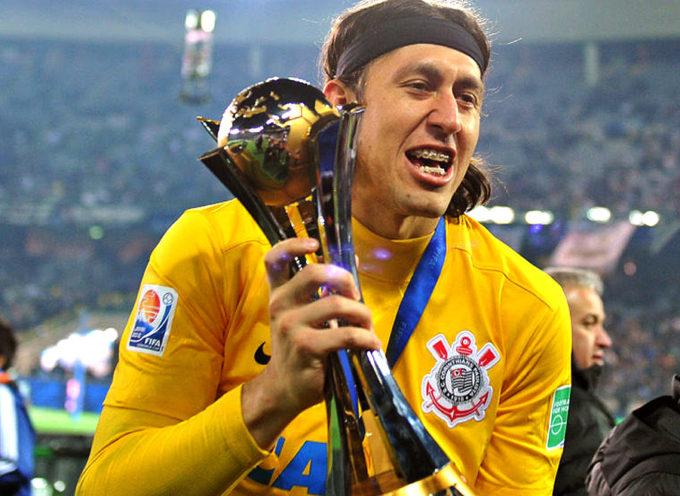 """El futbolista brasilero Cassio Ramos, es bautizado en la iglesia evangélica: """"Estoy feliz de vivir para Cristo"""""""