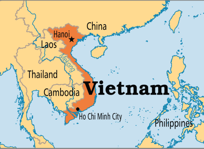 Para seguir con vida Pastor se alimenta de insectos, ratas y sapos en Vietnam
