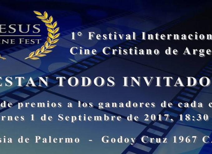 Este viernes se inaugurará el Festival Internacional de Cine Cristiano