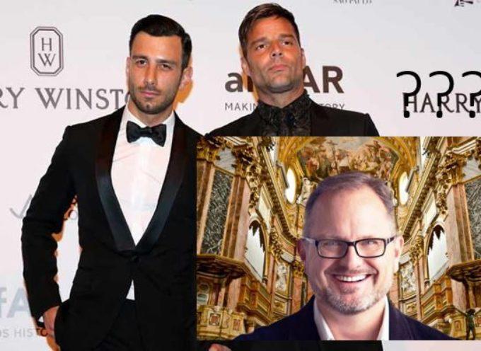 "Marcos Witt aclara chismes sobre él y Ricky Martin ""No los casaré"""