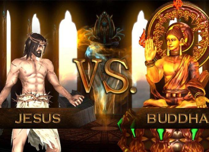 En Malasia prohíben juego de lucha que trae a Jesús, Buda y Moisés