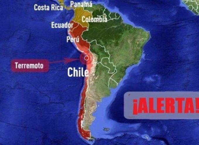 Aumentan terremotos en el mundo, momentos de tensión vive Chile con terremoto de 5.9
