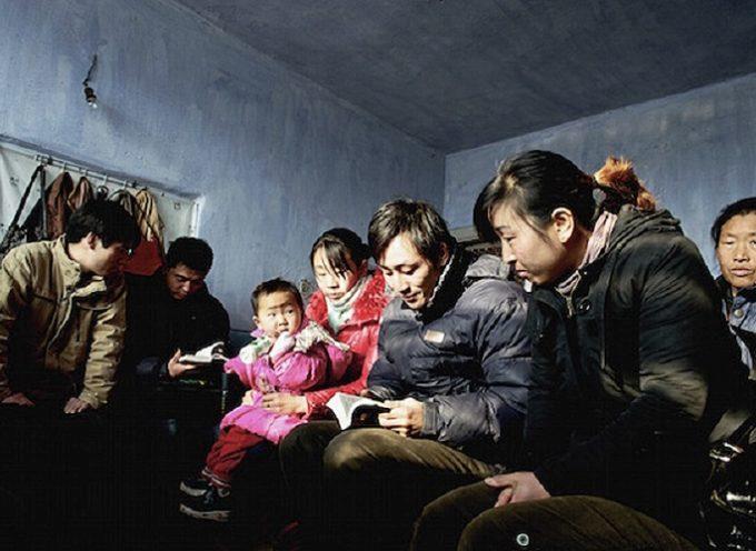 Corea del Norte es un lugar de miedo podría haber 350.000 cristianos que viven bajo tierra