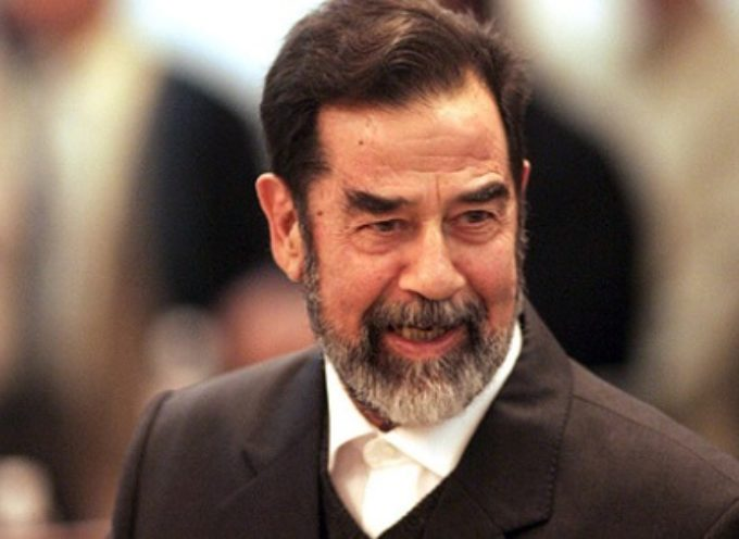 El ex asesino que trabajaba para Saddam Hussein se entrega a Cristo