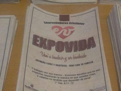 Pasó la tercera ExpoVida con varias novedades