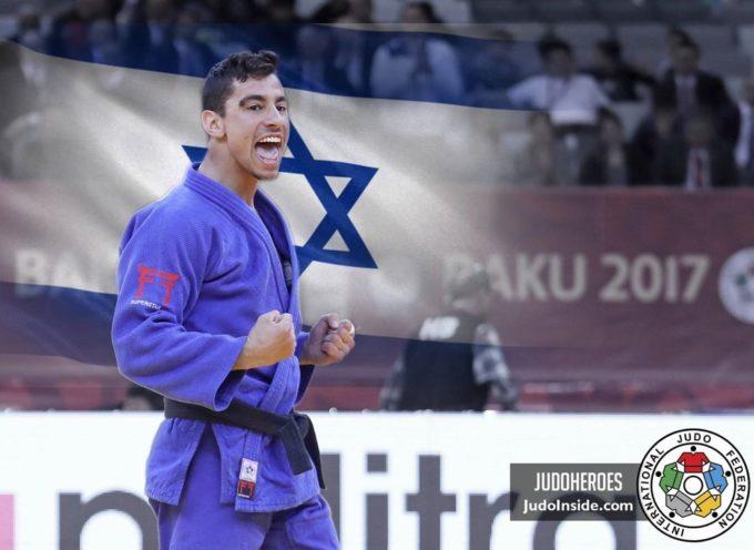 Prohíben el himno y la bandera de Israel en un campeonato de Judo