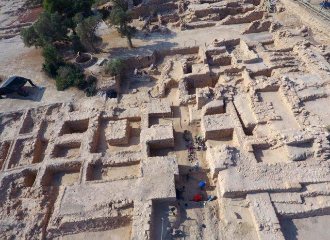 """Descubren ruinas de la """"la Fortaleza de Salomón"""" mencionada en la biblia"""